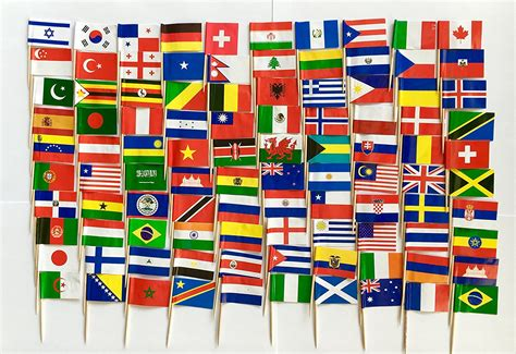 flags of the world game instructions lightning deal alert world flag toothpick box of 100