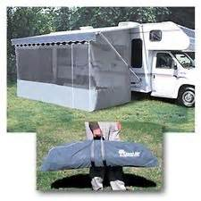 5th wheel awning screen rooms portable rv steps decks and porches for 5th wheels
