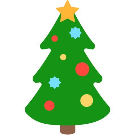 christmas tree emoji 193 rbol de navidad emoji