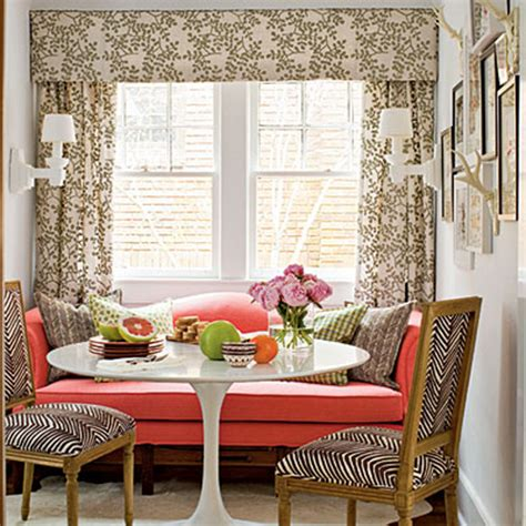 Kitchen Nook Curtains Theme Design 11 Ideas To Decorate Breakfast Nook House Furniture