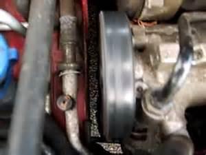 Peugeot 307 Alternator Problems 2000 W 306 Hdi Alternator Belt Rattle