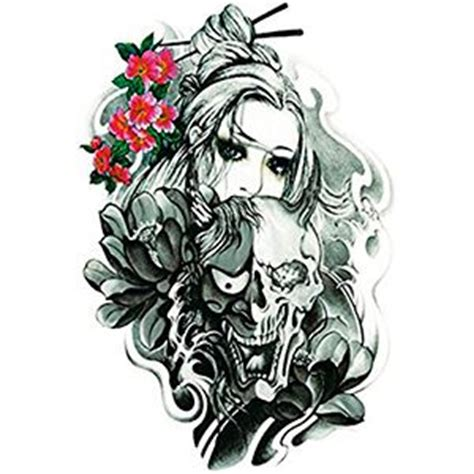 teschio fiori tatuaggi con teschio storia e immagini dei tatuaggi pi 249