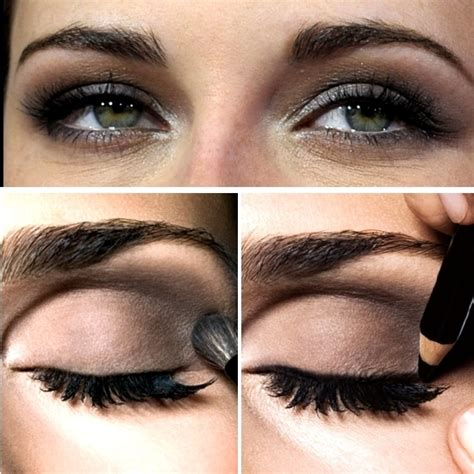 eye makeup tips for hazel eyes and brown hair 02 natural makeup tips for brown eyes