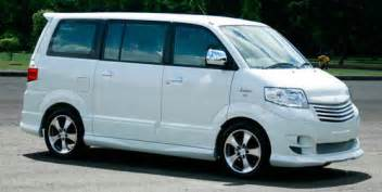Suzuki Apv Fuel Consumption All Car Reviews 02 2011 Suzuki Apv Mpv Popular In Indonesia