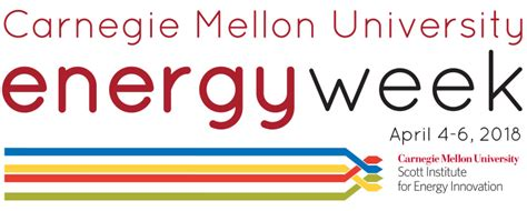 Innovation Institue Mba Carnegie Mellon by Energy Week Wilton E Institute For Energy