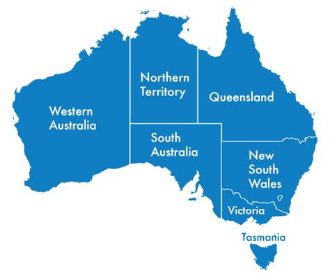 Find Australia T3 Australia