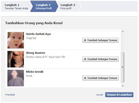 membuat video facebook untuk teman cara membuat akun di facebook terbaru lengkap foto abas nad