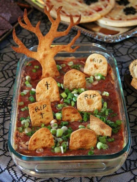 repas thème halloween organiser une soir 233 e halloween effrayante mais comment