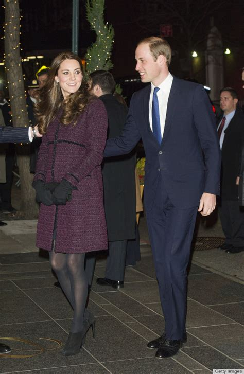 will and kate kate middleton kicks off new york trip with a burgundy