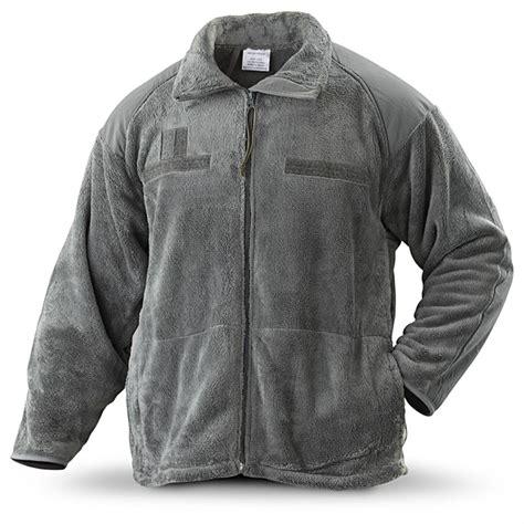 Jaket Jaket Fleece Jaket 501 Navy new u s surplus plush fleece jacket olive drab 197499 insulated jackets coats at