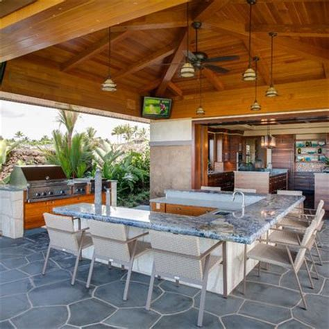 Tropical Outdoor Kitchen Designs 17 Best Images About Outdoor Tropical On Pinterest Bahama Furniture And Tropical Patio