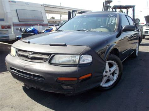 how to sell used cars 1997 nissan maxima transmission control purchase used 1997 nissan maxima no reserve in anaheim california united states