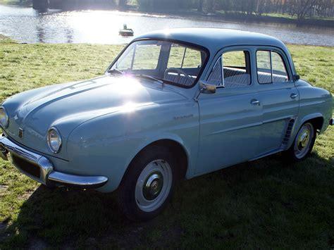 1958 renault dauphine location voiture mariage dans le d 233 partement du maine et