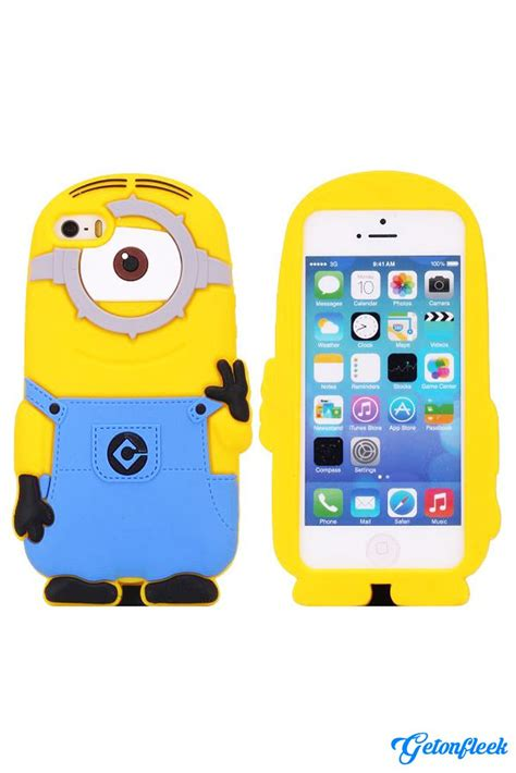 Minion Despicable Me For Iphone 5 5s Tipe C Diskon despicable me minion 3d iphone iphone 5 5s 6 6 plus shop our entire collection at