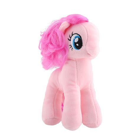 Pony With Figure 12 my pony toppers figure plush