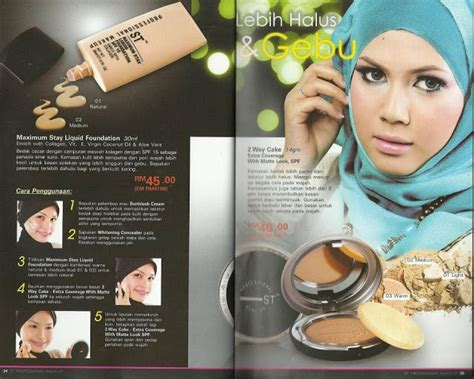 Harga Pac Liquid Foundation ma zaqk collections sendayu tinggi products cosmetics