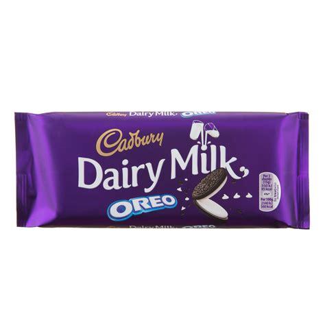 b amp m cadbury dairy milk oreo 120g 278455 b amp m