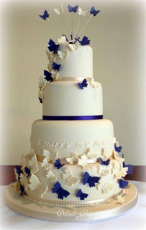 Butterfly Wedding Cake by Butterfly Wedding Cake Decorations Living Room Interior