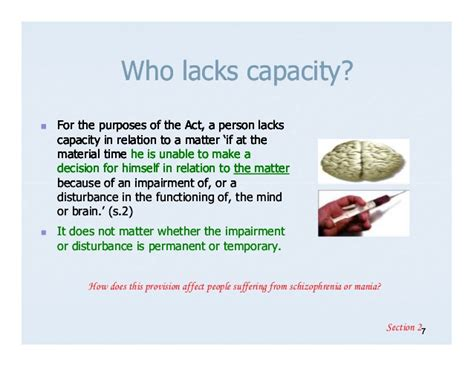 section 4 mental capacity act mental capacity act 2005 excluding do ls