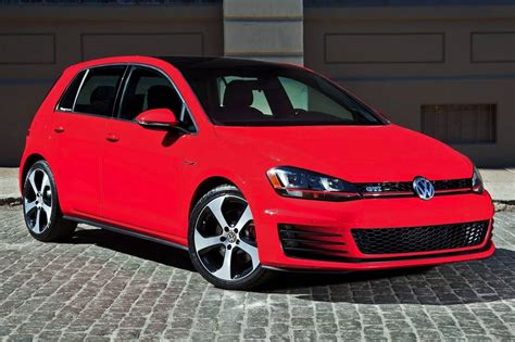 gti volkswagen 2016 2016 volkswagen golf gti hatchback pricing for sale