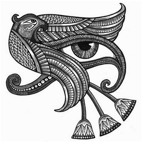 eye of horus tattoo design 20 symbol tattoos