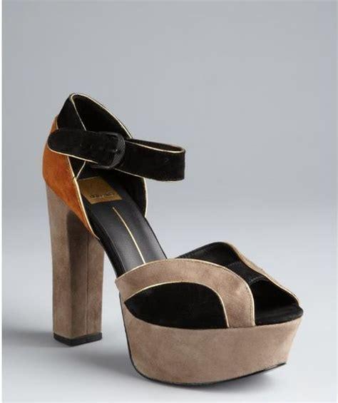 Which Color Flex Color Goes With Dolce Vita Laminate - dolce vita grey colorblock suede babette platform sandals