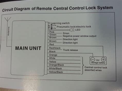 keyless entry system wiring diagram likewise door cruise