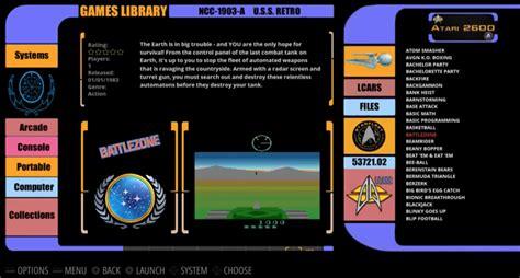 retropie theme not working emulation station theme star trek lcars retropie forum