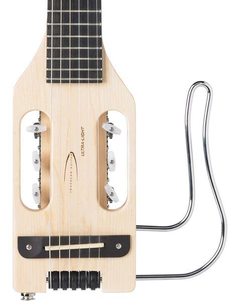 Traveler Guitar Ultra Light Acoustic Electric Travel Ultra Light Guitar Strings