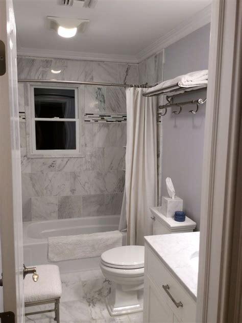 carrera bathroom white carrera marble bathroom home pinterest