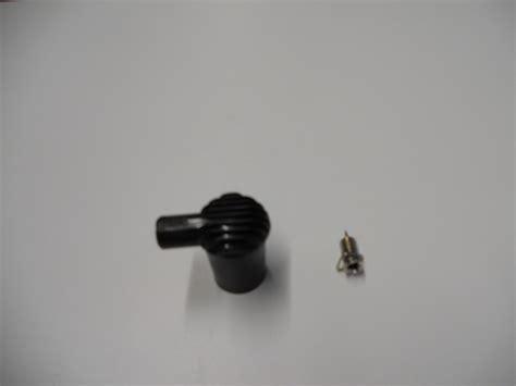 candela nera pipetta candela nera per ciclomotori e moto storiche 125