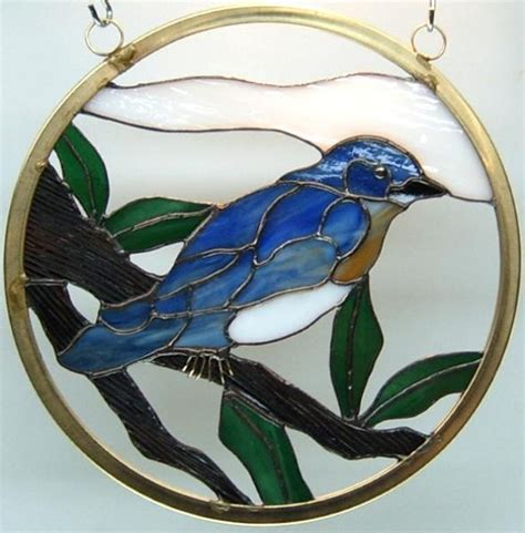 stained glass patterns birds suncatchers2 from