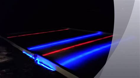 backyard rink lighting backyard rink with led lights youtube