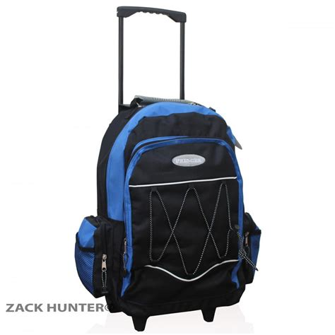cabin backpack with wheels mens rucksack with wheels trolly bag travel cabin