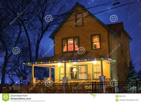 where is the christmas story house located christmas story house editorial photography image 63847207