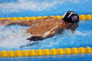 olympic swimming michael phelps wins 23rd and olympic gold the new