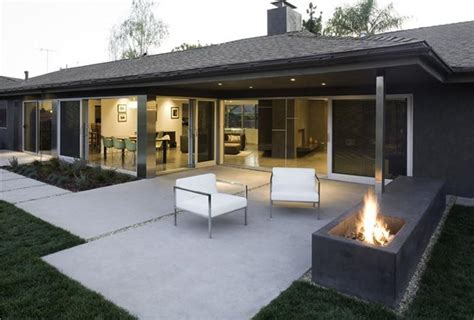 modern patio design photo gallery concrete patios los angeles ca the