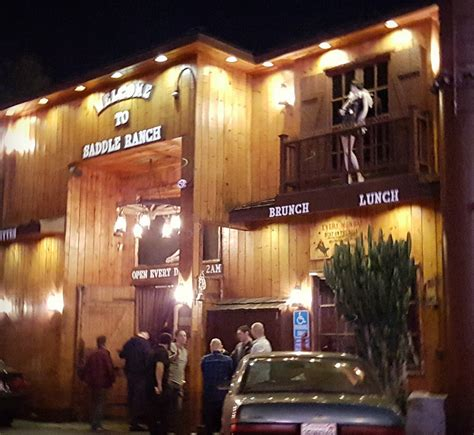At Saddle Ranch by Stiletto City Country Western Style At The Saddle Ranch