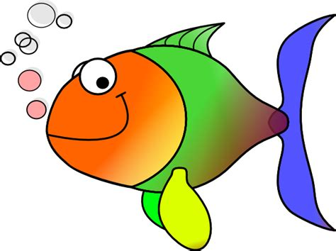 fish clipart comic fish clip at clker vector clip