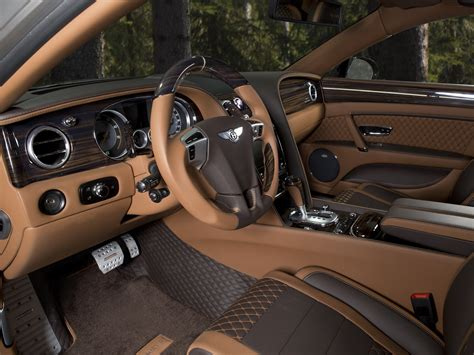 new bentley truck interior 2006 bentley continental flying spur image 46