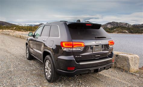 jeep grand limited 2014 car and driver