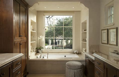 bathroom alcove shelves bathtub alcove with shelves traditional bathroom