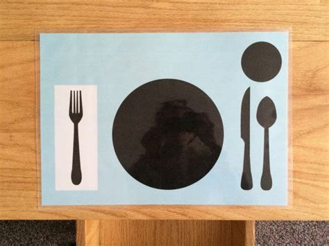 montessori placemat printable 10 best images about p a p e r placemats on pinterest