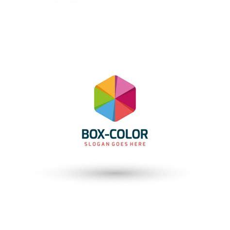 real estate logo template 1061 98 jpg 626 215 626 logo box color logo template vector free download