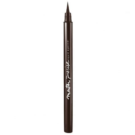 Maybelline Liquid Liner maybelline master precise liquid eyeliner forest brown
