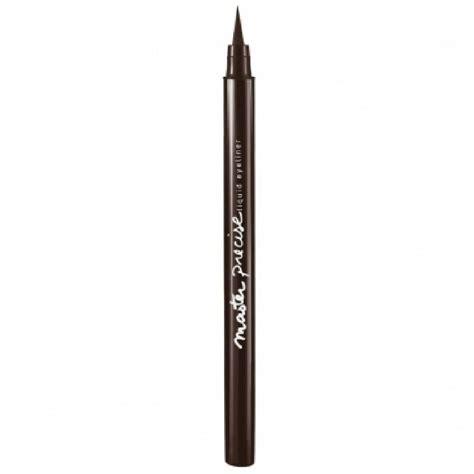 Maybelline Liquid Eyeliner maybelline master precise liquid eyeliner forest brown