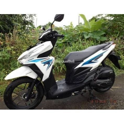Honda Vario Tahun 2015 by Motor Honda Vario 150 Second Plat K Tahun 2015 Surat
