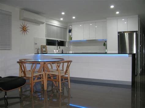 Ideas For A Kitchen Island Led K 252 Chenbeleuchtung Funktional Und Umweltschonend Die