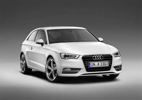 Neue Audi A3 by Neuer Audi A3 Vorgestellt Audi A3 8v
