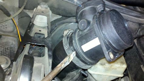 ac compressor leak front seal   replace